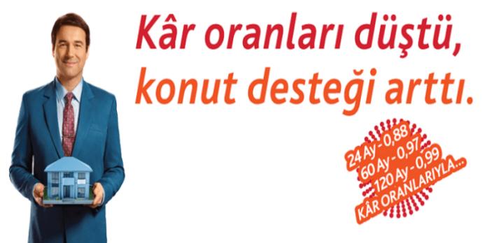 Albaraka Türk Konut Kredisi Kampanyası