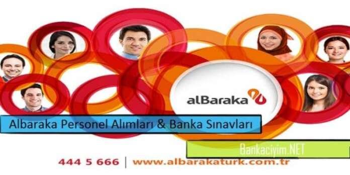 Albaraka Türk Personel Alımları ve Banka Sınavları