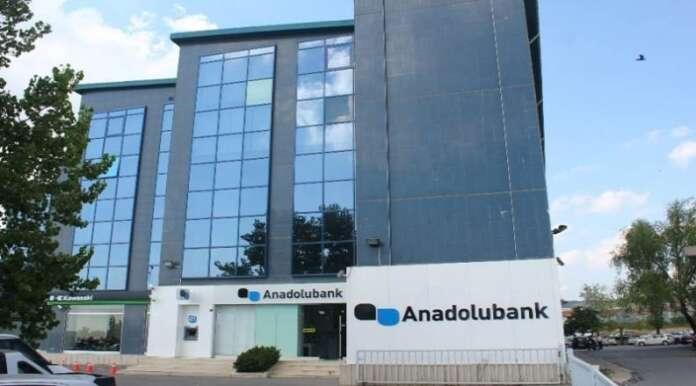Anadolu Bank Esnafa Destek Kredisi