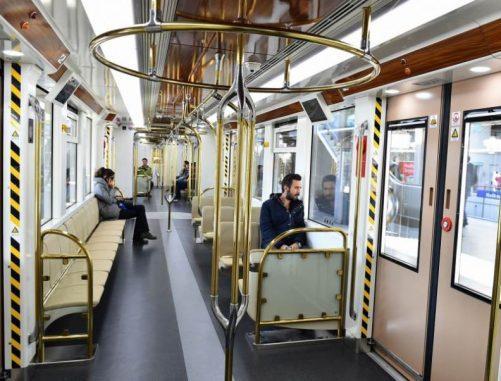 Ankara'dan Bangkok'a Metro Araçları Gidecek