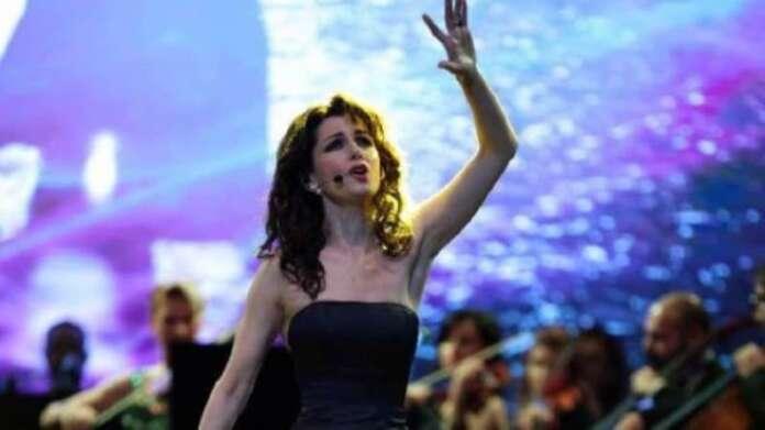 Antalya EXPO'da  Emma Shapplin Gecesi
