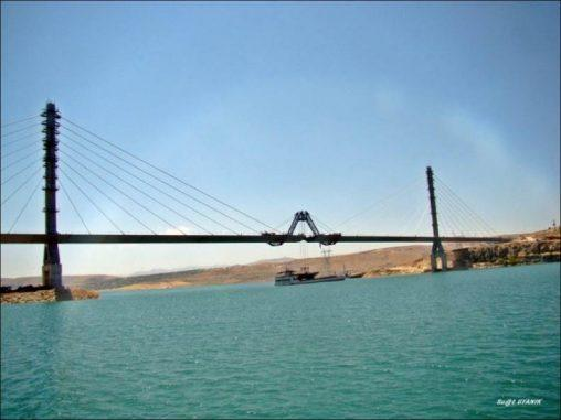 Bakan Arslan: Ağın Yolu 44 Km Kısaldı