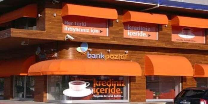 Bank Pozitif Masrafsız İhtiyaç Kredinizi Evinize Getiriyor!