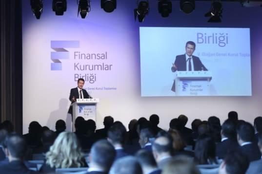 Bankacılık Dışı Finans Sektörü Ekonomik Kalkınmayı Sırtlanmak İstiyor!
