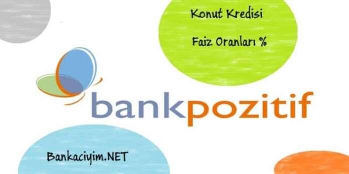 Bankpozitif'in Konut Kredisi Faiz Oranları Düştü!