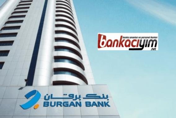 Burgan Bank Şube ve G.Müdürlük Personel Alımları