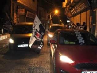 Cizre bu defa Beşiktaş için sokakta