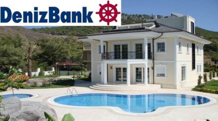 Deniz Bank Konut Kredisi Faizlerinde Kısa Vadede Oranı Aylık Yüzde 0,91'e İndirdi!