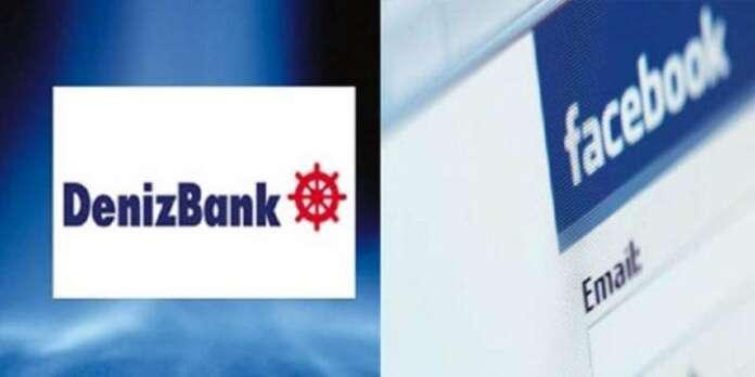 Denizbank'tan 48 Ay Vade İle Facebook Kredisi