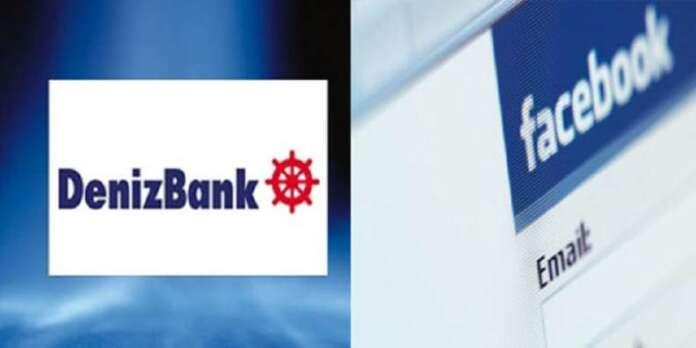 Denizbank'tan Özel Oranlı Facebook Kredisi