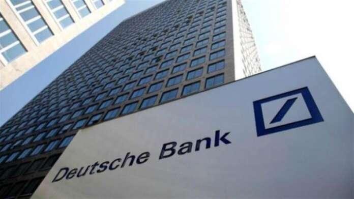 Deutsche Bank Hisseleri En Düşük Seviyede