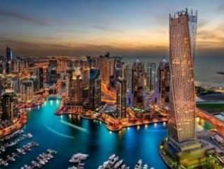 Dubai'ye Türk Ticaret Merkezi inşa ediliyor