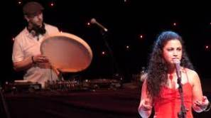 Dünyaca Ünlü Sanatçı Tunus'lu Emel Mathlouthi Üsküdar'da Konser Verdi