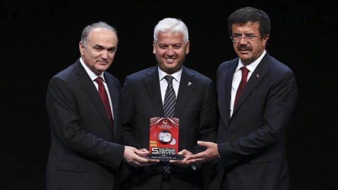Elvan Grup Ar-Ge Ödülünü Aldı