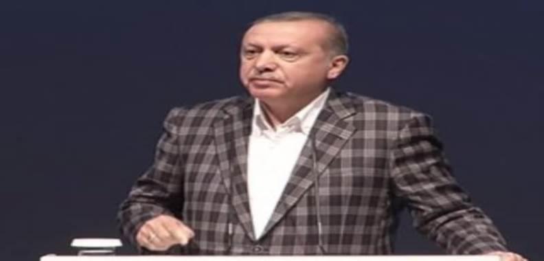 Erdoğan 8. İş Sağlığı Konferansında Konuşma Yaptı