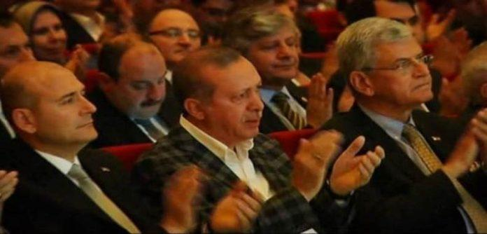 Erdoğan Duygusal Anlar Yaşadı