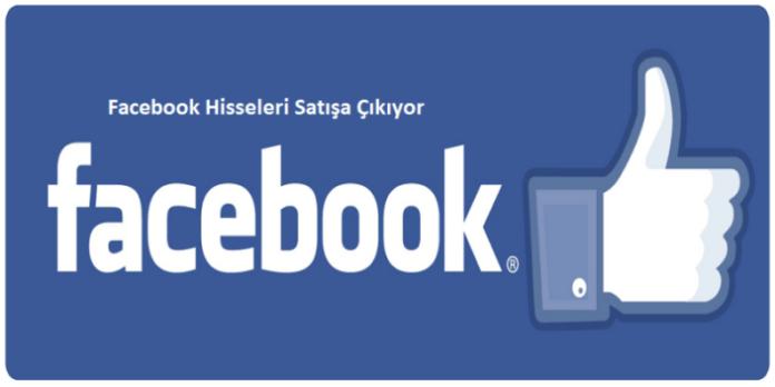 Facebook'un Sahibi Hisselerini Satıyor