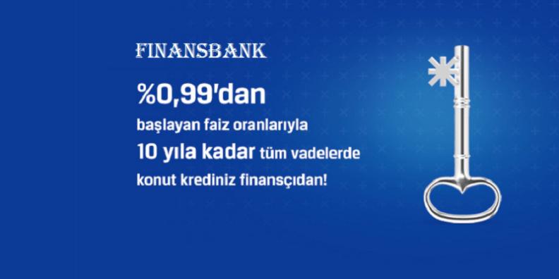 Finansbank Eylül Konut Kredi Faiz Oranları 2016