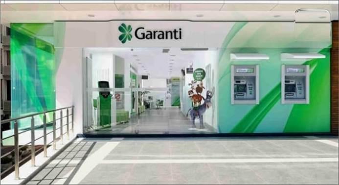 Garanti Bankası A.Ş Gişe Asistanları Alıyor
