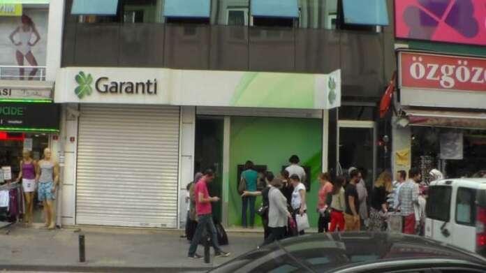 Garanti'den Emeklilere 3 Ayda 1 Ödemeli İhtiyaç Kredisi