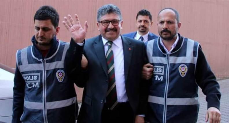 Hacı Boydak Tutuksuz Yargılanmak Üzere Serbest Bırakıldı