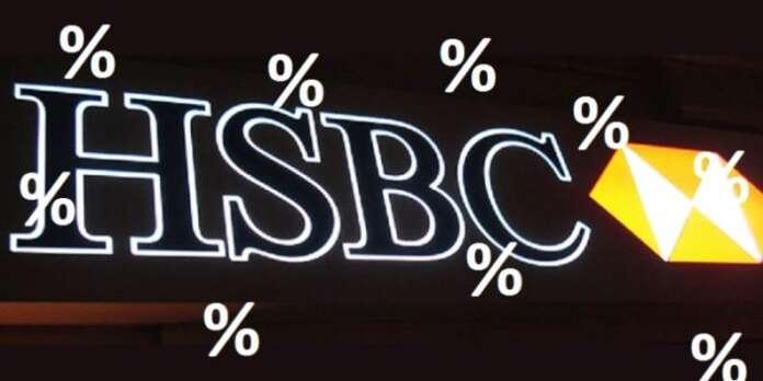 HSBC 2016 Güncel Kredi Faiz Oranları