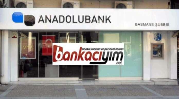 İhtiyaç Kredisi Anadolu Bank Faiz Oranları