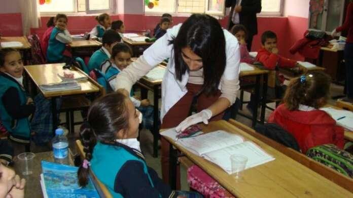 İlkokullarda Ağız ve Diş Sağlığı Taraması Yapılıyor