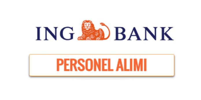 ING Bank Dijital Bankacılık Uzmanı Personel Alımları