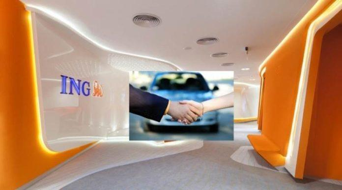 ING Bank Esnafa Ticari Taşıt Kredisi