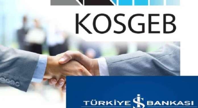 İş Bankası'ndan KOBİ'lere KOSGEB Destekli Kredi Fırsatı!