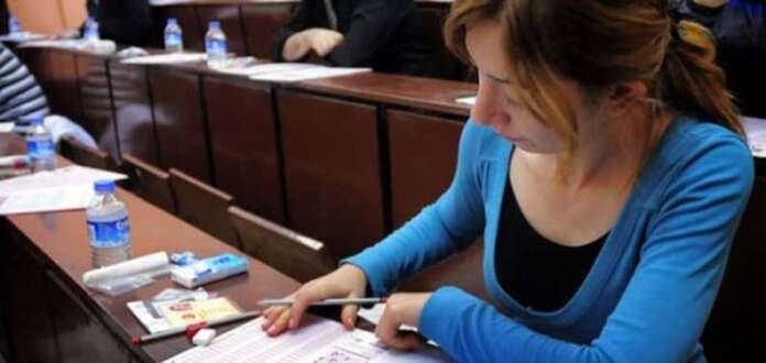 KPSS Yeni Sınav Tarihleri Açıklandı