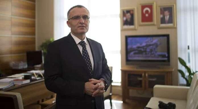 Maliye Bakanı Naci Ağbal Asgari Ücret Alanlara Uyarılarda Bulundu