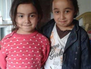 Nehre düşen 2 kız kardeşten birine ulaşıldı