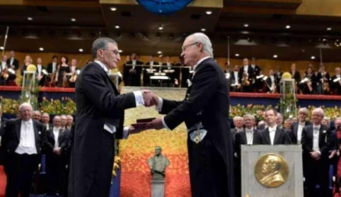 Nobel Ödülü Anıtkabir'de Sergilenecek