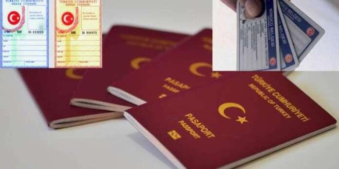 Nüfus Cüzdanı, Pasaport ve Ehliyet Çıkarma Bedeli Ne Kadar? İşte Yeni Yıldaki Zamlı Fiyatlar