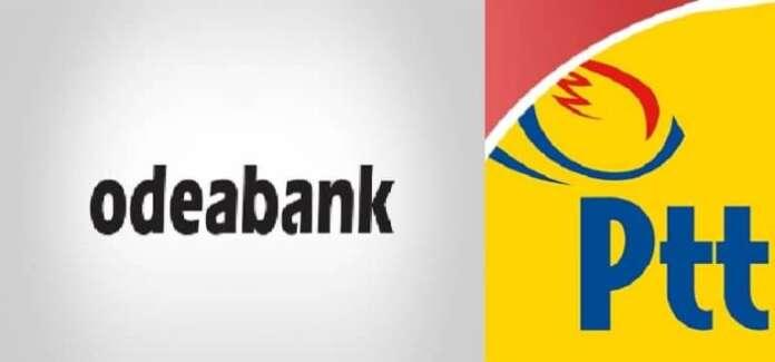 Odeabank ile PTT'den Ortak Kredi: Nakit Hazır İhtiyaç Kredisi