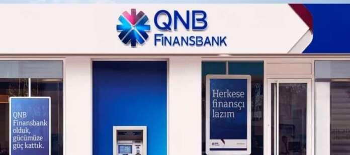QNB Finansbank'tan KOBİ'lere İnternet Bankacılığı İle 150 Bin Türk Lirası'na Kadar Kredi Olanağı!