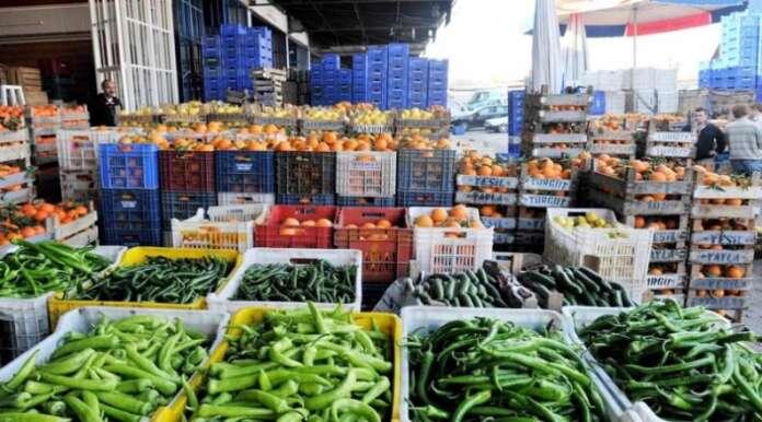 Rusya ile Uçak Krizi Atlatıldı, Meyve Sebze Rahatladı