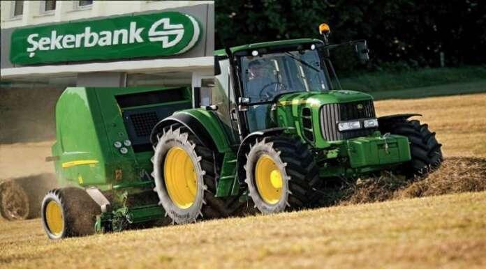 Şeker Bank Traktör Kredisi