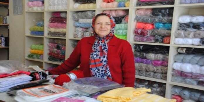 Şekerbank Kadın Esnafa Özel Destek Paketi
