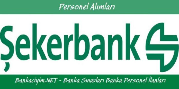 Şekerbank Proje Yöneticisi Personel Alımları