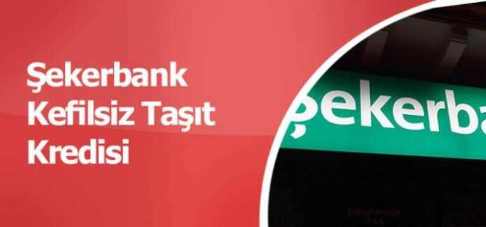 Şekerbank'la Hayalinizdeki Araca Kavuşun
