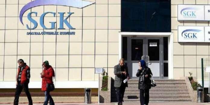 SGK Borçlarına Taksit İmkanı