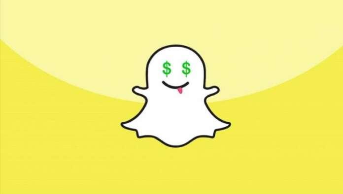 Snapchat Gizlice 25 Milyar Dolar'a Halka Arz Oluyor!