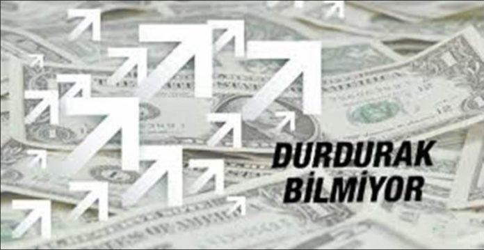 Son Dakika: Dolar Durmuyor