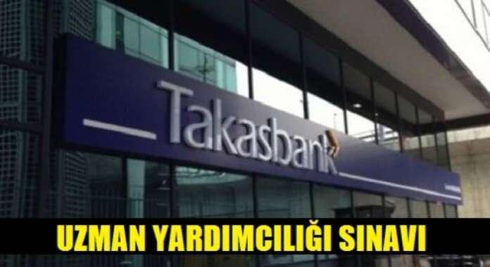 Takasbank Uzman Yardımcıları Alıyor