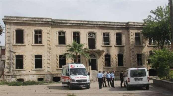 Tarihi Binada Yirmi Yaşındaki Genç Ölü Bulundu