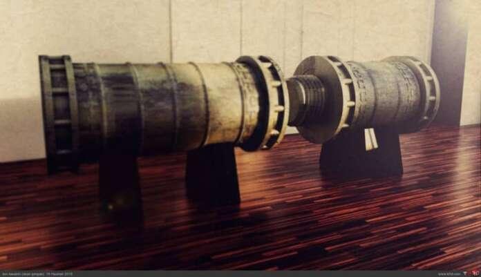 Türk Mühendisleri Tarafından Şahi Topu Yeniden Üretildi