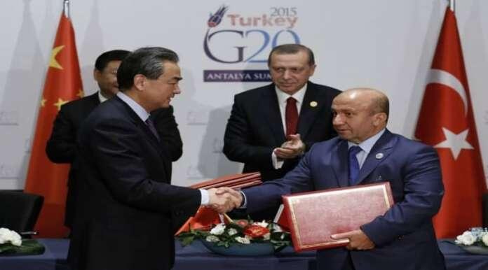 Türkiye- Çin Ticaret Hacminde Uzun Vadeli Hedef 100 Milyar Dolar